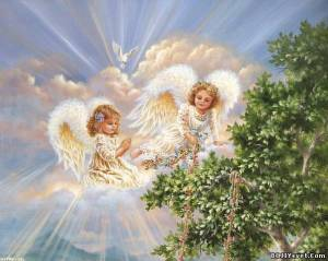 ангелы путники