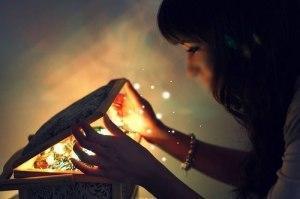 волшебная шкатулка