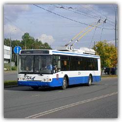 troleibus